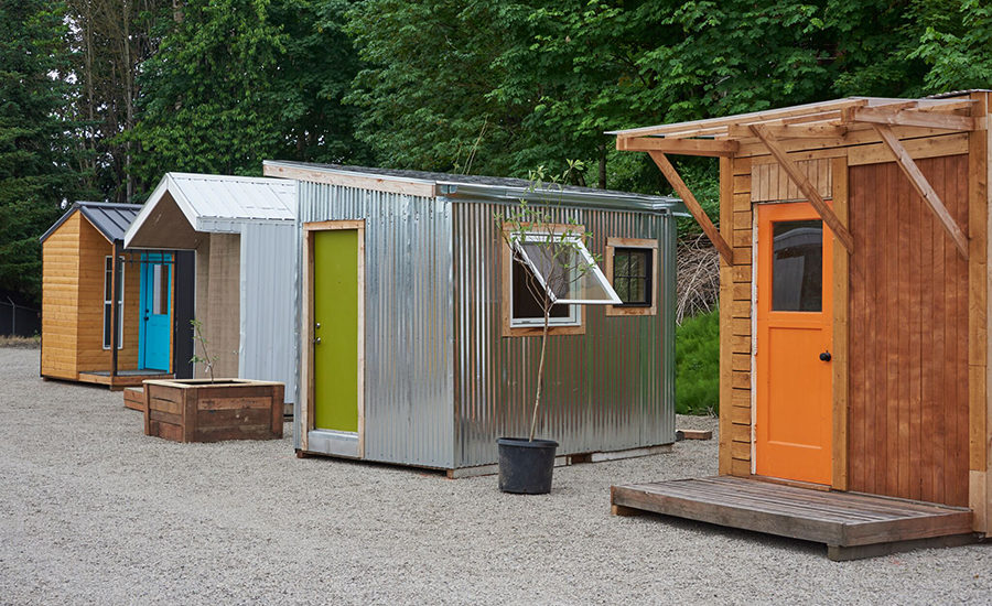 Can Tiny Homes Help Solve America S Big Homelessness