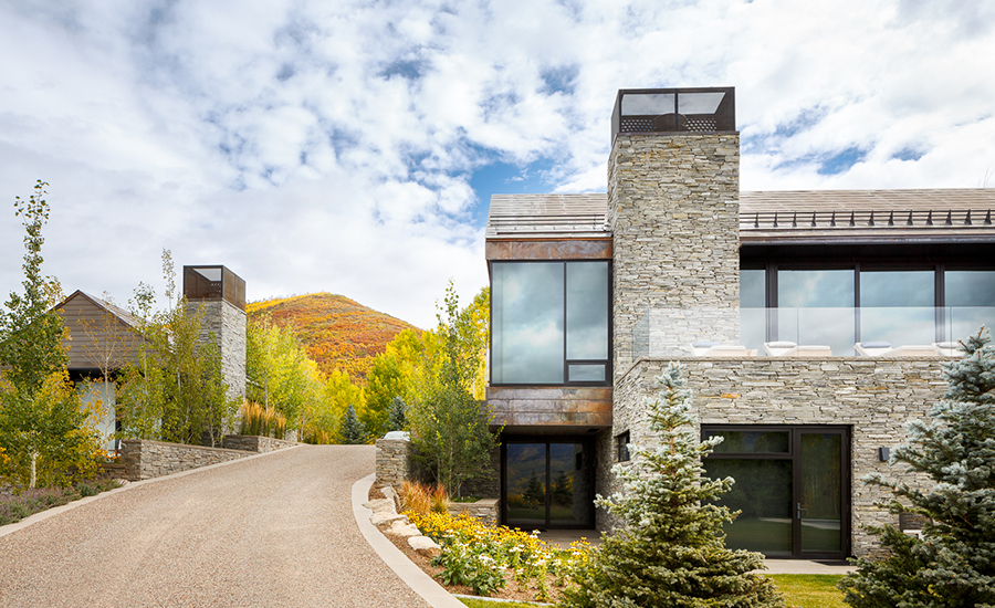 Aspen Residence by CCY Architects