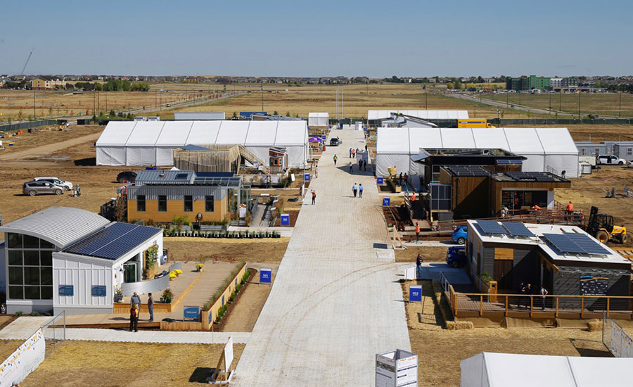 Architectural Homes | Homes For A Changing Planet On View At The 2017 Solar Decathlon