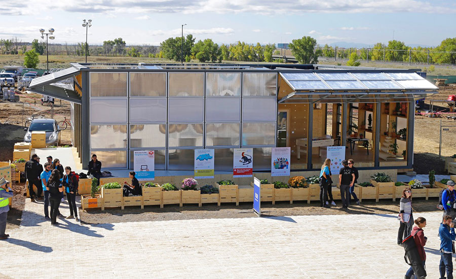 Homes For A Changing Planet On View At The 2017 Solar Decathlon |  2017 10 06 | Architectural Record