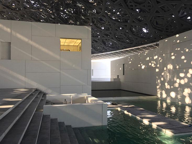 Jean Nouvel Unveils the Louvre Abu Dhabi | 2017-11-07