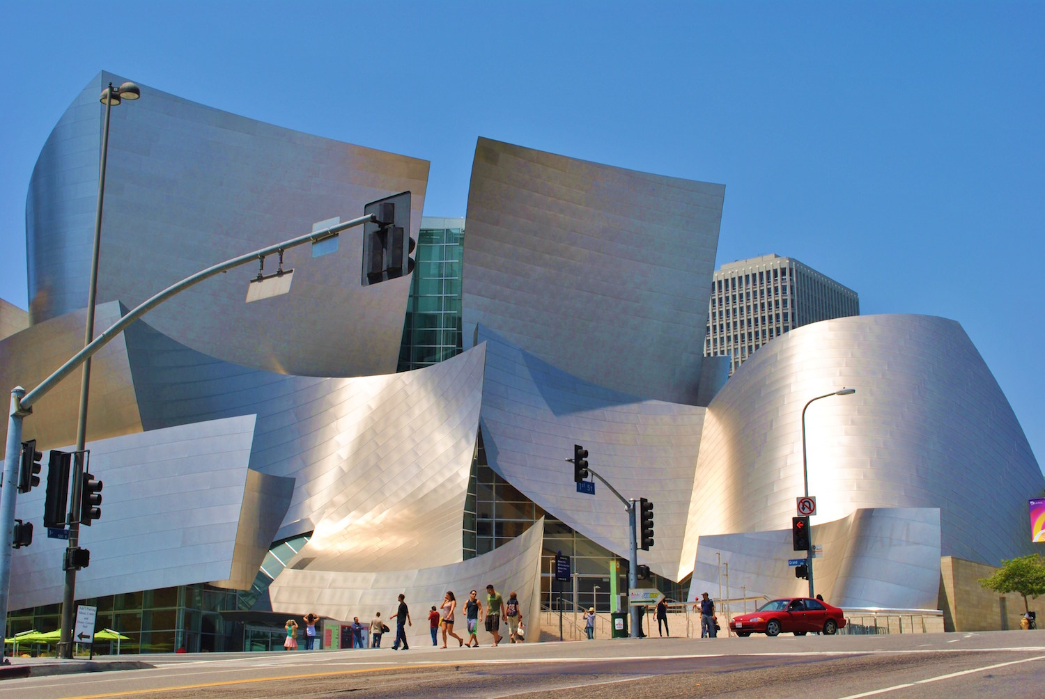 Frank Gehry To Design A New Youth Orchestra Center For La