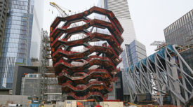 Heatherwick Vessel Hudson Yards