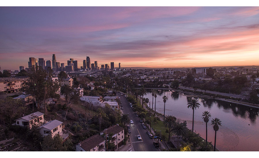 L.A. Takes Big Step to Curb Greenhouse Gas Emissions from Buildings