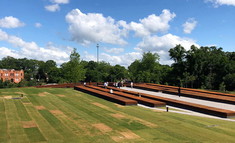 Opening Day At Lynching Memorial And Museum Offers