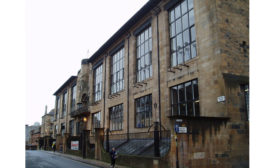 The Destruction by Fire of Mackintosh's Masterpiece