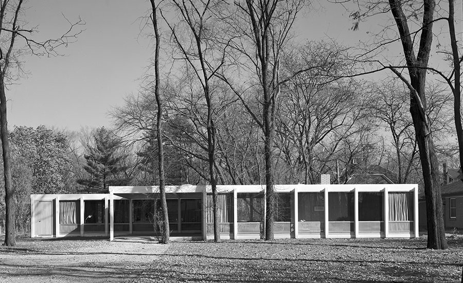 New Views into an Unheralded Element of Mies