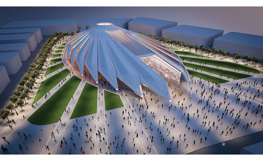Pritzker Pavilion Schedule 2020 Fentress Architects to Design U.S. Pavilion at 2020 World Expo in