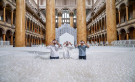 Snarkitecture Returns to National Building Museum