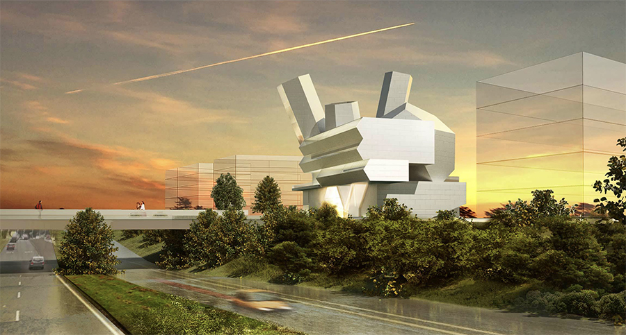 University College Dublin Selects Steven Holl to Design Campus