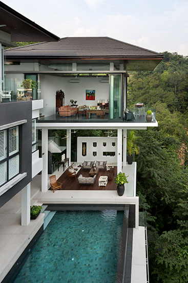 Home Design Ideas Malaysia: Tropical Malaysian Residence Makes Its Hollywood Debut In