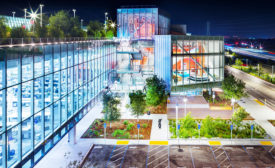 Facebook Reveals New Office Space