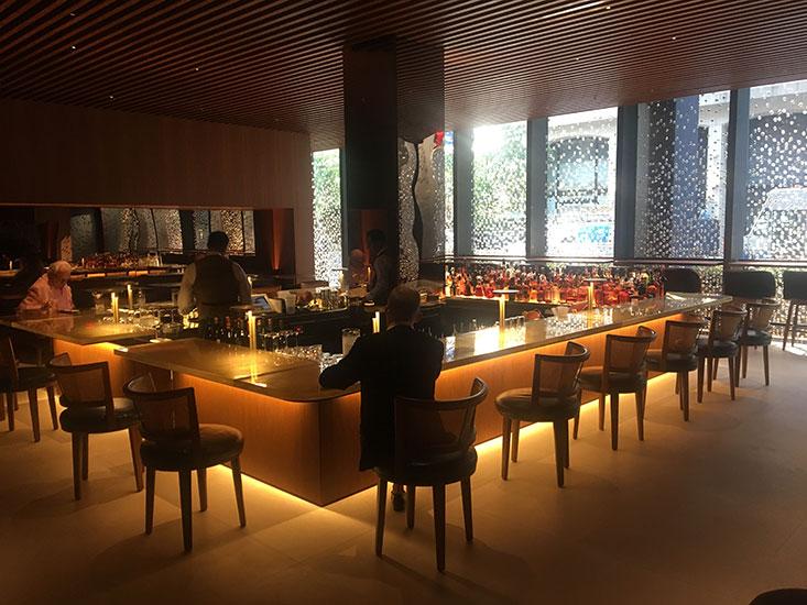 a new venue for the four seasons restaurant 2018 09 11