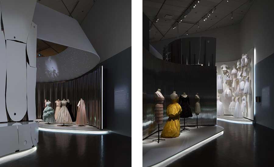 OMA New York Designs Dior Exhibition at the Denver Art
