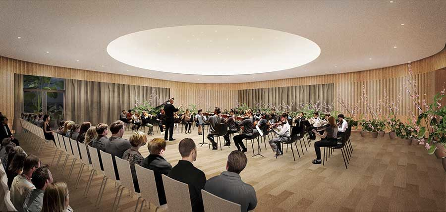 A Weiss Manfredi Plan To Revamp A Southwest Florida Arts Center Hit By Irma Gets Underway 2018 12 05 Architectural Record