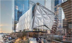The Shed in New York Announces Opening Date