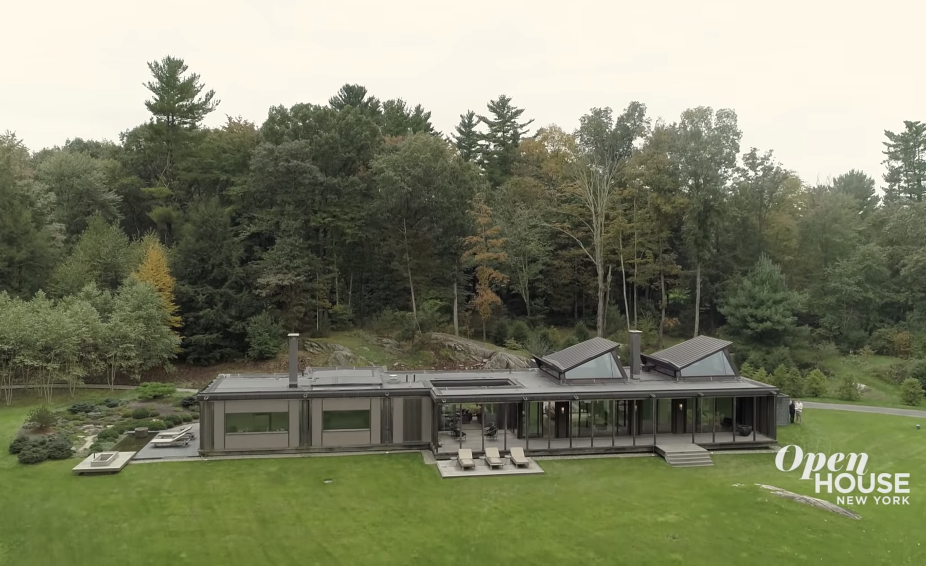 Pound Ridge House on Open House NY