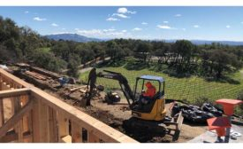 California Towns Rebuild