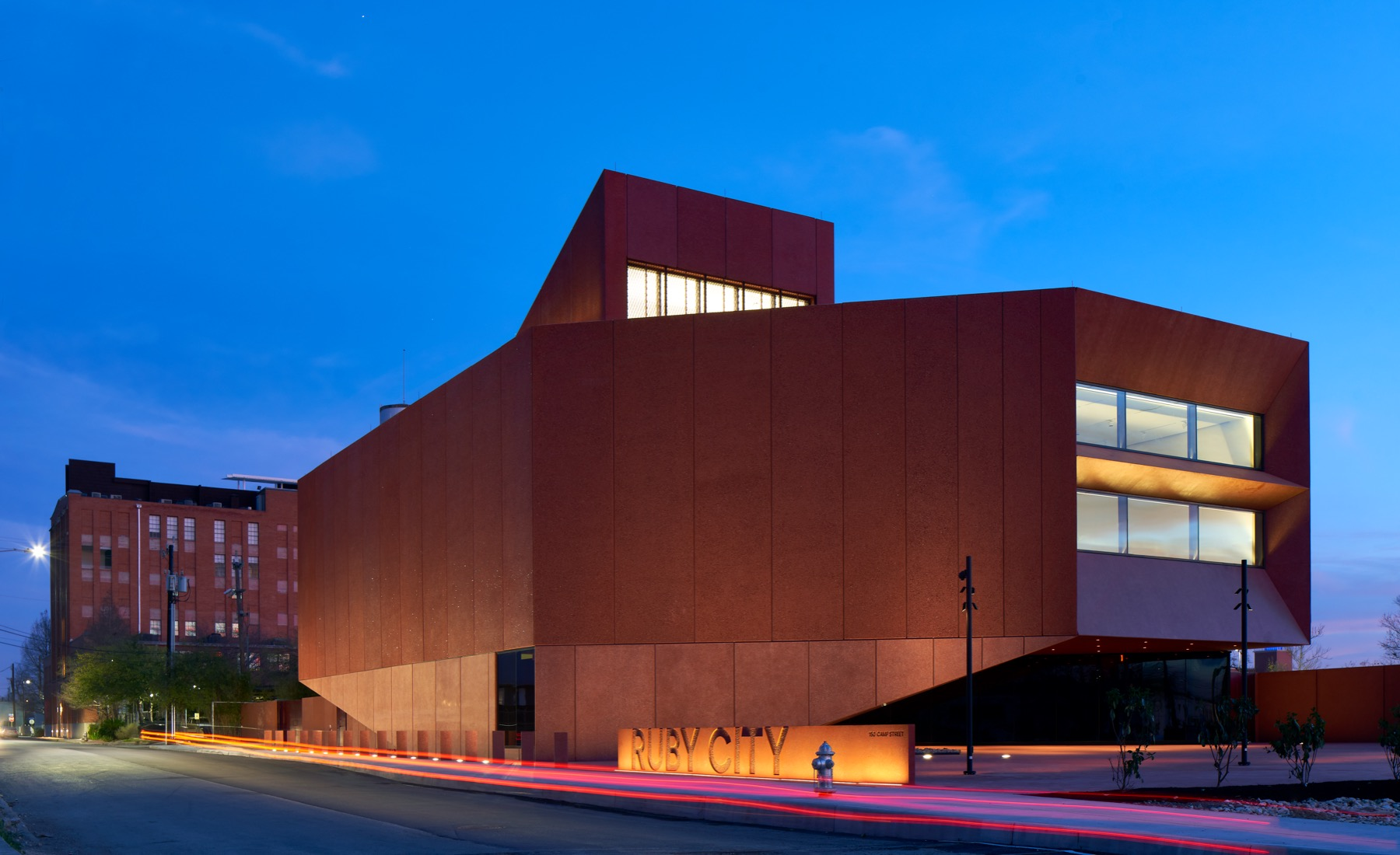 Ruby City Museum By David Adjaye