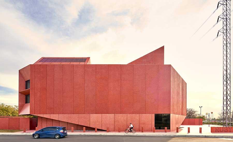 Ruby City Museum By David Adjaye Opening October 13 In San