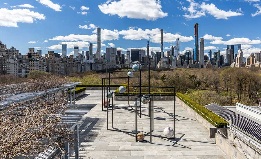 The Met S Annual Rooftop Commission Opens For The Spring