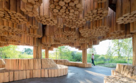 Francis Kere New Pavilion