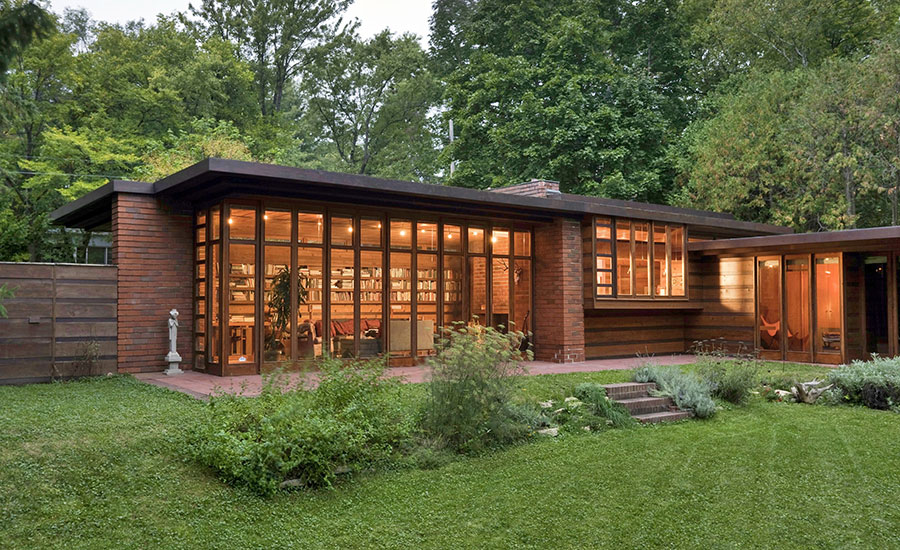 Unesco adds eight frank lloyd wright buildings to world - Frank lloyd wright architecture style ...