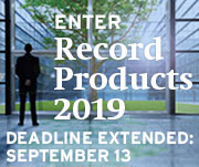 Record Products 2019