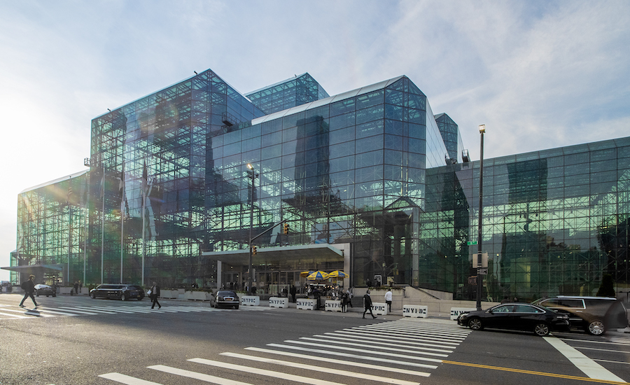 Javits Center May Become Field Hospital for COVID-19 Patients