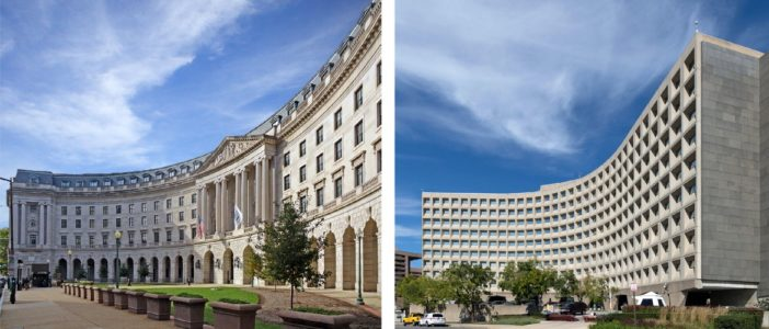 Federal Building Comparsion