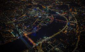 Illuminated River-London