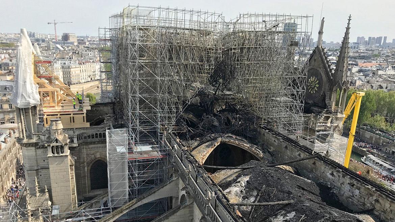 Notre Dame Paris Christmas Mass 2021 Notre Dame De Paris Where Are We Now 2021 04 15 Architectural Record