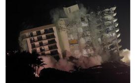 Sunrise building collapse