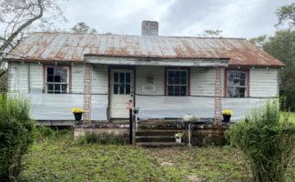 Selma Trail Campsite 1A
