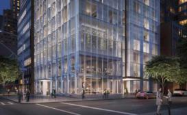 Renderings of Foster + Partners Swank 100 East 53rd Street Tower